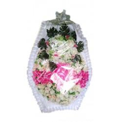 """Hommages """"Fleurs artificielles + Roses"""""""