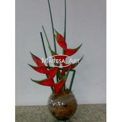 Pot Héliconias