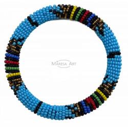 Blue sky Massai bracelet