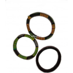 03 Mixed Maasai bracelets