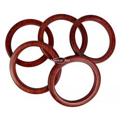 05 solid wood bracelets