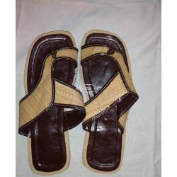 Slippers man