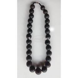 Ebony necklace