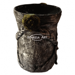 Vase recyclé