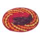 Sous-plat en fibre de raphia