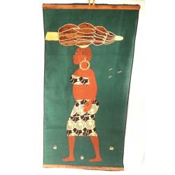 Tableau décoratif en tissu