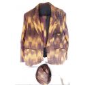 Straw jacket