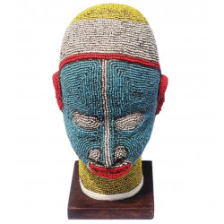 Beaded head 30 cm